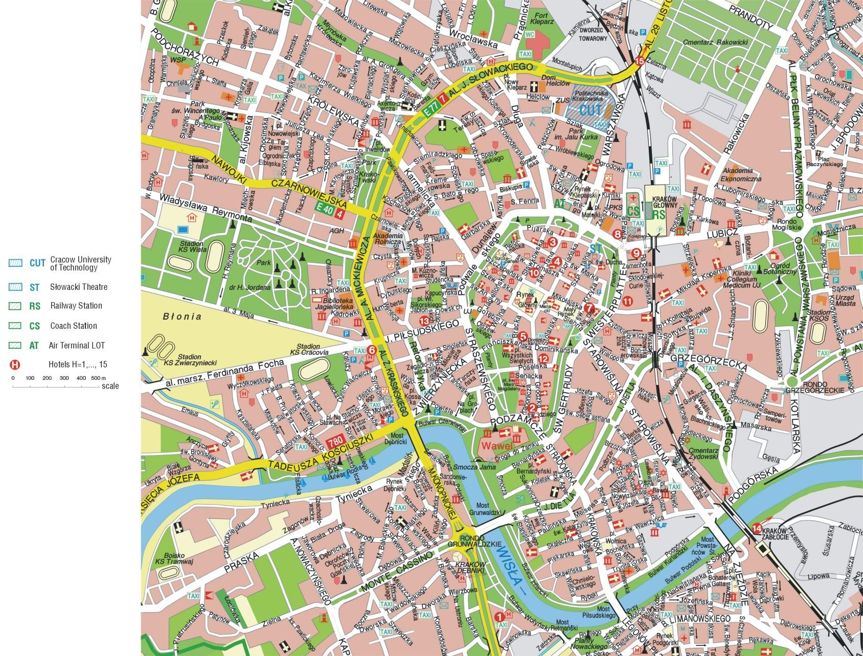 mapa2jpg – Map of London City Centre